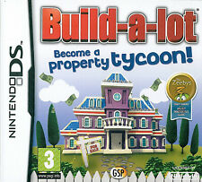 Build-A-Lot Nintendo DS 3+ Strategy Game