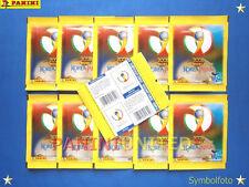 Panini★WM 2002 WC 02 World Cup★10x Tüten/packets/bustine - RAR !!!