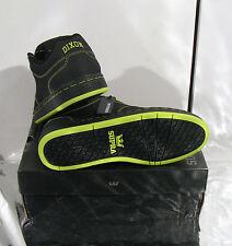 chaussure basket*SUPRA*DIXON cuir BLACK NEON eu 46/US12/UK11 NEUF 85€ Sacrifié