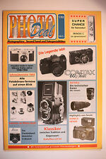 PHOTO DEAL Photodeal 1 Contax 60 J. Konica Hexar Nikon Leica Minox Rolleiflex
