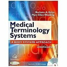 Medical Terminology Systems Text book, LIKE NEW
