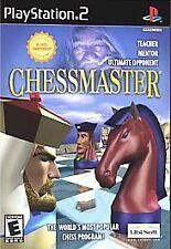 NEW Chessmaster (Sony PlayStation 2, 2003) PS2 SEALED