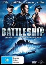 Battleship (DVD, 2012) VGC Pre-owned (D94)