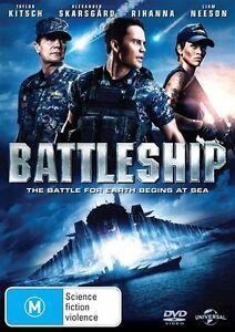 Battleship : NEW DVD