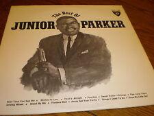 Junior Parker LP The Best Of