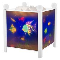 Magische Laterne Regenbogenfisch©, weiß