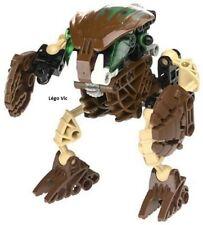 Lego 8560 Bionicle Mata Nui Bohrok Pahrak robot complet no rubber de 2002 -C165