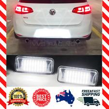 VW Volkswagen MK6 MK7 MK7.5 R GTI Golf - Rear License Plate LEDs Light No Error