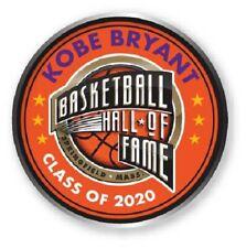 Kobe Bryant 2020 NBA Entrée De Réputation Broche Los Angeles Lakers Mamba Jordan