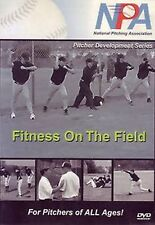 Fitness On the Field NPA DVD for Pitchers of All Ages Baseball Pitching