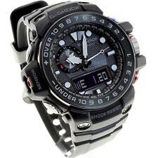 CASIO G-SHOCK GULFMASTER GWN-1000B-1AJF  Multiband 6 Men's Watch New in Box