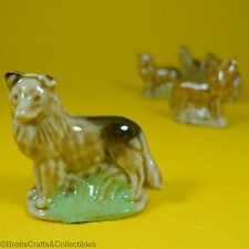 Wade Whimsies (1967/84) Series 2 Issues (Set #6 1975/84) Farmyard #26 Collie
