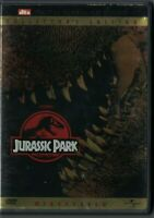DVD JURASSIC PARK WIDESCREEN USED
