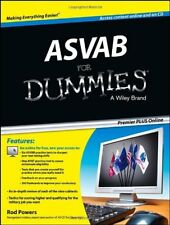 ASVAB For Dummies, Premier Plus (with Free Online