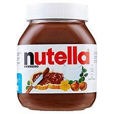 Pot Nutella De 600 Gr Chocolat Ferrero Crème à Tartiner Noisettes Cacao