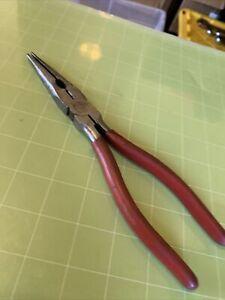 P92S, Intermediate Long-Reach Needle-Nose Pliers - 8