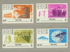 Hong Kong 1983 Centenary of Royal Observatory Stamps