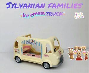 Ice Cream Truck Sylvanian Families  Van Car Truck Calico Critters Epoch B01D13