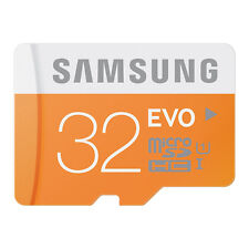(Pack Of 4) Samsung Evo 32 GB MicroSDHC Class 10 48-MB/s Memory Card