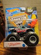 2015 THRASHER Hot Wheels MONSTER JAM with Body Slammer #62 NEW LOOK!