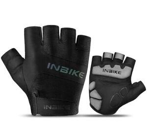 Half Finger Cycling Gloves EVA Anti-slip Breathable MTB Bicycle Road Bike Riding