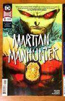 Martian Manhunter #1 Rossmo Main Cover DC Universe Comic 1st Print 2018 NM