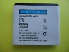 Nokia battery-bl5x-compatible - 8800 Sirocco -8860 in Bulk H.Q.
