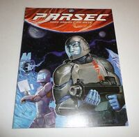 PARSEC RPG Gaming Game Book by Jolly Rogers Games Fantasy Space Fun Scifi Sci-Fi