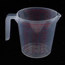 Chiaro misurino in plastica per cucina Cottura caffè per alimenti per