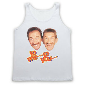 THE CHUCKLE BROTHERS UNOFFICIAL TO ME TO YOU KIDS TV ADULTS VEST TANK TOP