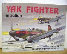 Yak Fighters in action by Hans-Heiri Stapfer & Don Greer 1986