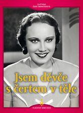 Jsem devce s certem v tele 1933 Lida Baarova Czech Comedy DVD