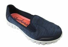 Memory Foam Trainers Slip On Athletic Shoes for Women