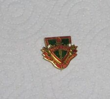 Mortlake High School Badge Old Mint Condition Stokes Melbourne
