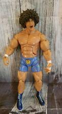 Rare WWE WWF Wrestling Jakks 2005 Carlito Colon Caribbean Cool Figure Rare t10