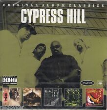 Cypress Hill / Black Sunday, Temples of Boom, Stoned Raiders u.a. (5 CDs,NEU!)