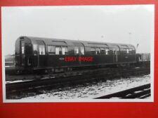PHOTO  LONDON TRANSPORT UNDERGROUND PERSONELL CARRIER AT RULSLIP DEPOT