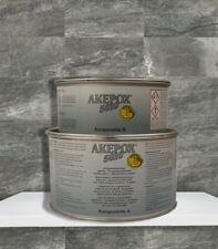 Akemi Akepox 5010 2K-Konstruktionskleber Steinkleber Epoxykleber 2,25Kg Einheit
