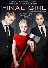 Final Girl (DVD, 2014, WS) Abigail Breslin, Wes Bently, Alexander Ludwig  NEW