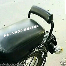 Customized Back Rest For Royal Enfield Classic 350/500 - Chrome