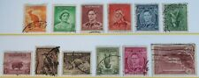 Australia – 1937-49 Set to 5/- (P13½ x 14) Super to Very Fine Used (R6)