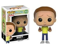 Rick and Morty - Morty Pop! Vinyl Figure