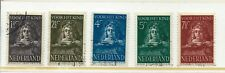 Netherlands - 1941 - Child welfare stamps - after a Rembrandt painting - VFU