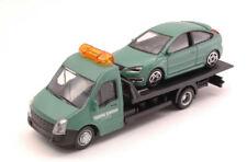 Ford Focus St + Flatbed Transporter 1:43 Model 31404 BBURAGO
