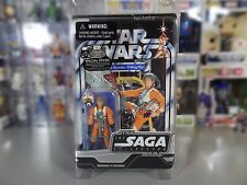 Star Wars Saga Collection Luke Skywalker X-wing Pilot