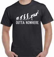 WWE Wrestling RKO Randy Orton Inspired Unisex T-Shirt Funny Parody Vine