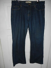 "Womens JEANSWEST JEANS SIZE 14 ""BOOTCUT"""
