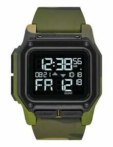 Nixon Regulus Watch - Multicam Tropic