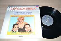 """Los Grandes Temas De La Comedia (II)  12"""" VINILO LP VINYL 1988"""