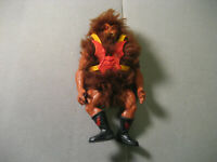 Vintage MOTU Masters of The Universe Grizzlor With Chest Armor 1985